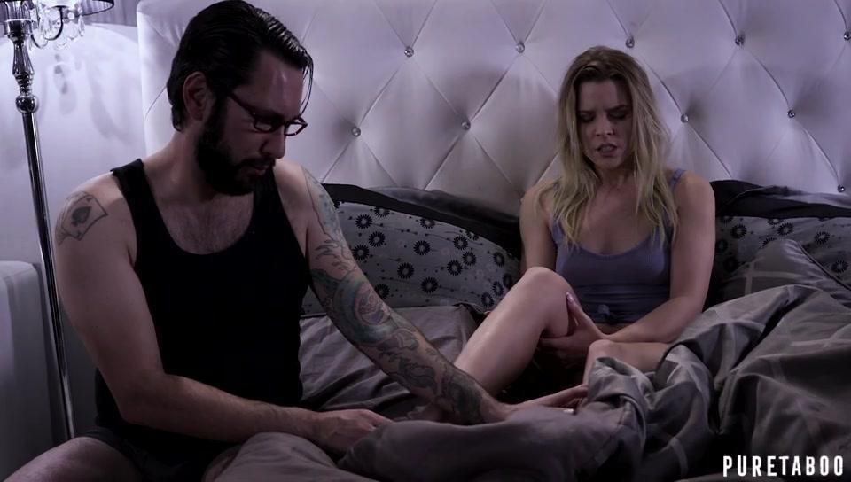 Aubrey Addams Anal Threesome